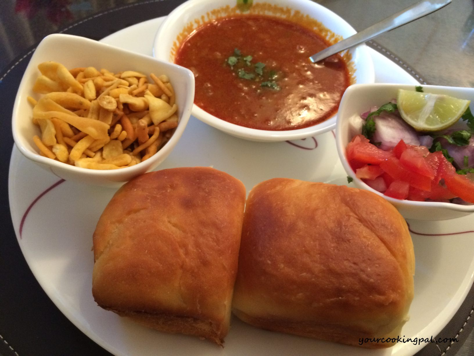 Misal – Hot and Spicy Sprouted Beans Curry
