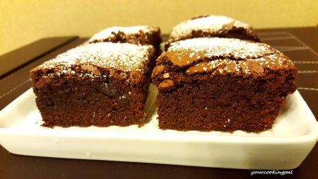 Chocolate Brownie2 mini