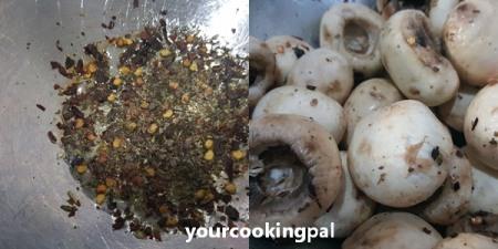 cheesy mushroom ingre23