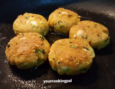 Cheese Poha Cutlet ingre2