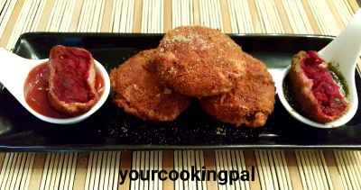 beetroot cutlet mini 3