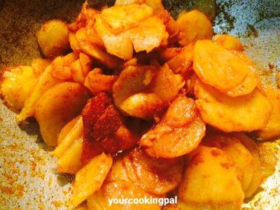 potato fry ingre1