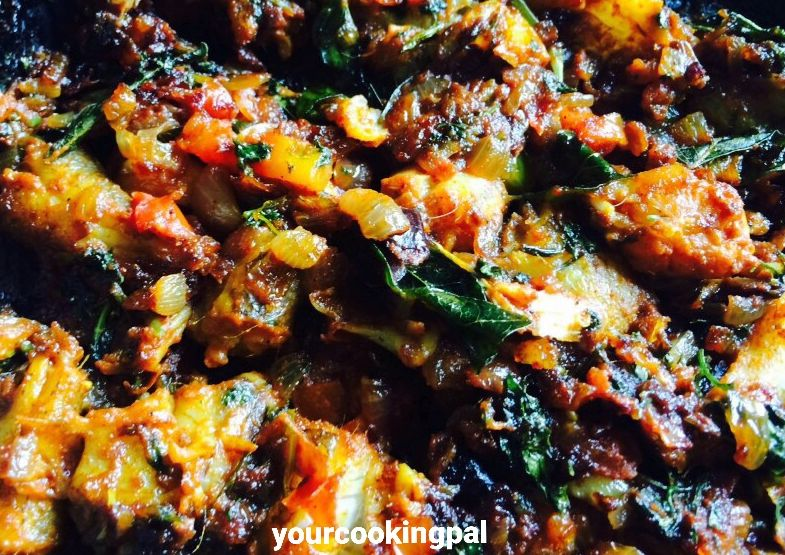 Topatle Bombil – Fresh Bombil Chutney