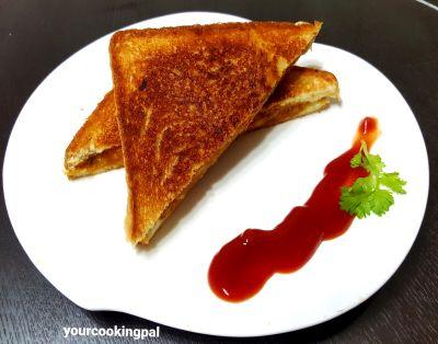masala sandwich mini