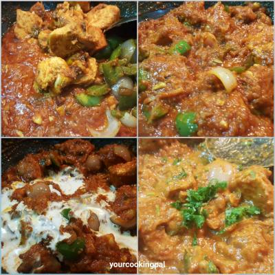 Kadhai chicken 3