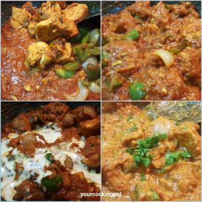 Kadhai chicken 3