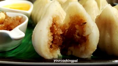 Rava Modak – How to make Modak