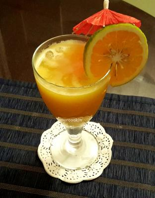 pineapple mocktail 00001