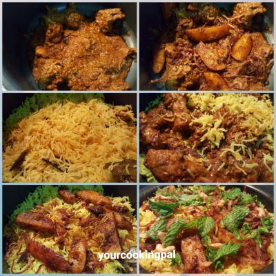 shahi Chicken Biryan 00001