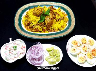 shahi Chicken Biryan 00003