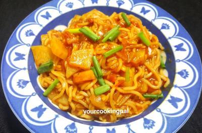 masala Noodles 0004